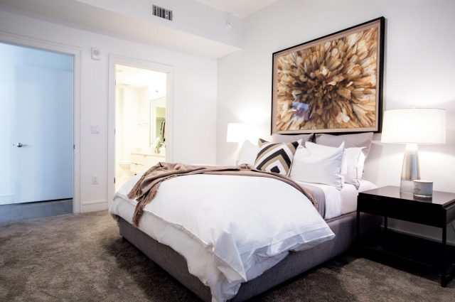 Bedroom styled